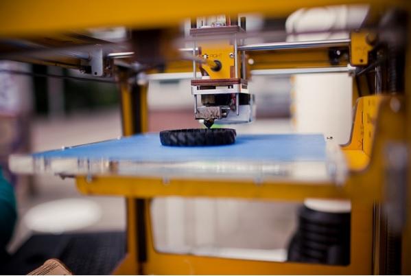 3D列印:用速度打造未來世界的原型